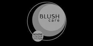 logo blush care