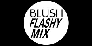 logo blush flashy mix